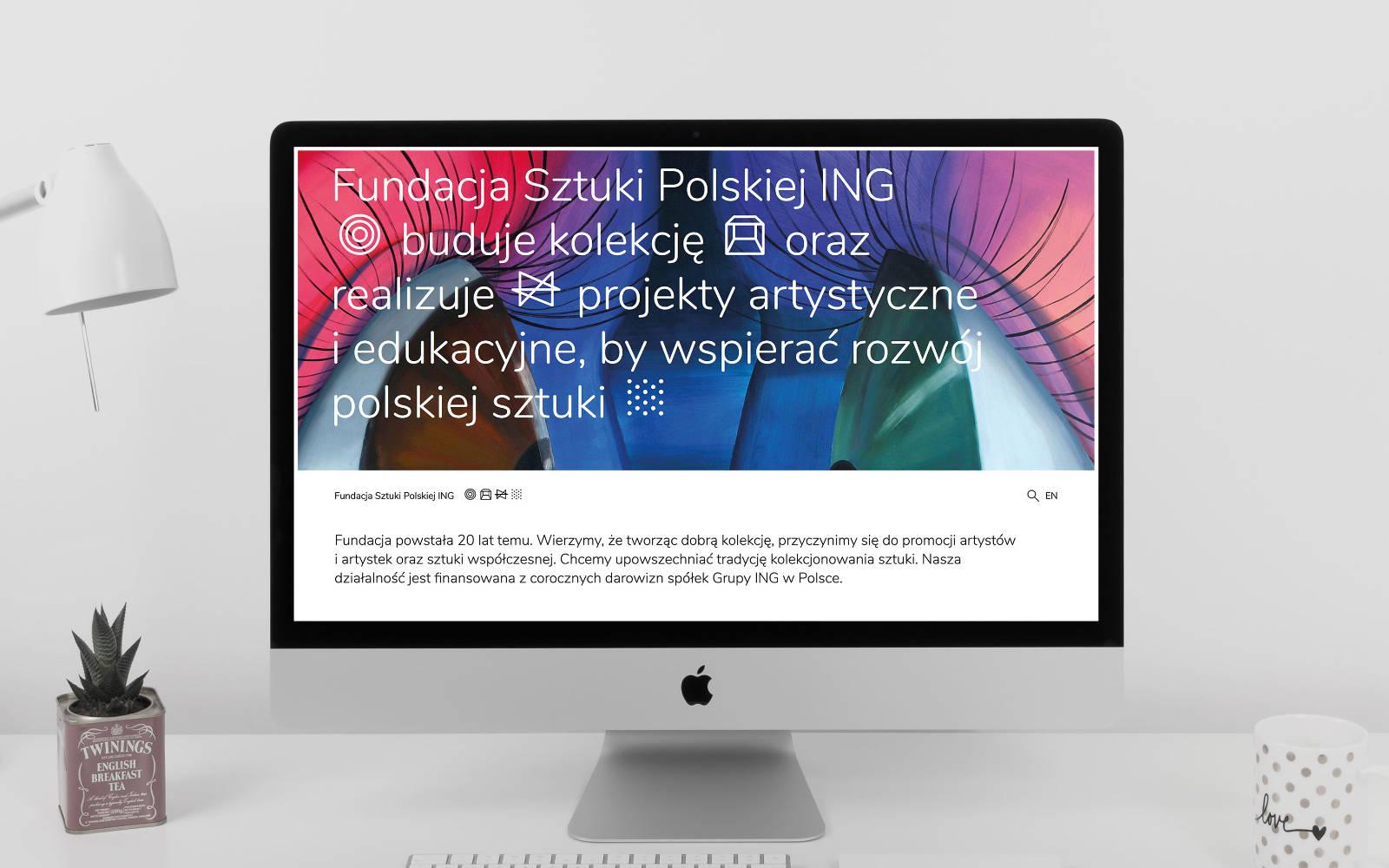 Pineum Ewa i Jacek Doroszenko – Fundacja Sztuki Polskiej ING